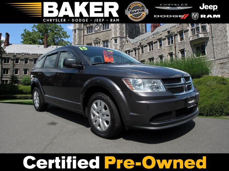 Used 2015 Dodge Journey American Value Pkg for sale Sold at Victory Lotus in Princeton NJ 08540 1