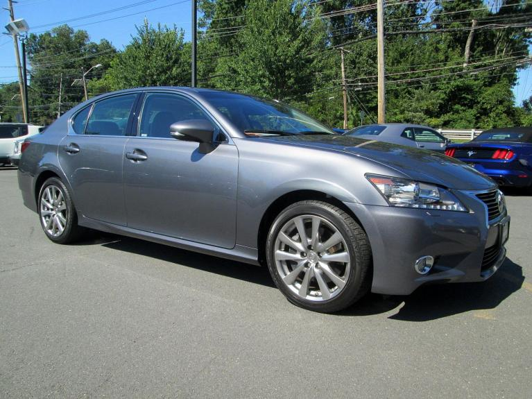 Used 2014 Lexus GS 350 for sale Sold at Victory Lotus in Princeton NJ 08540 3