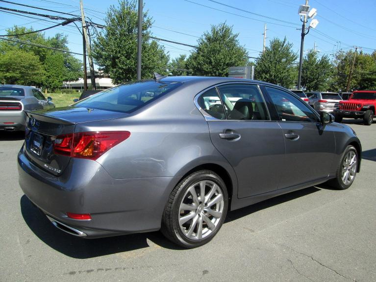 Used 2014 Lexus GS 350 for sale Sold at Victory Lotus in Princeton NJ 08540 8