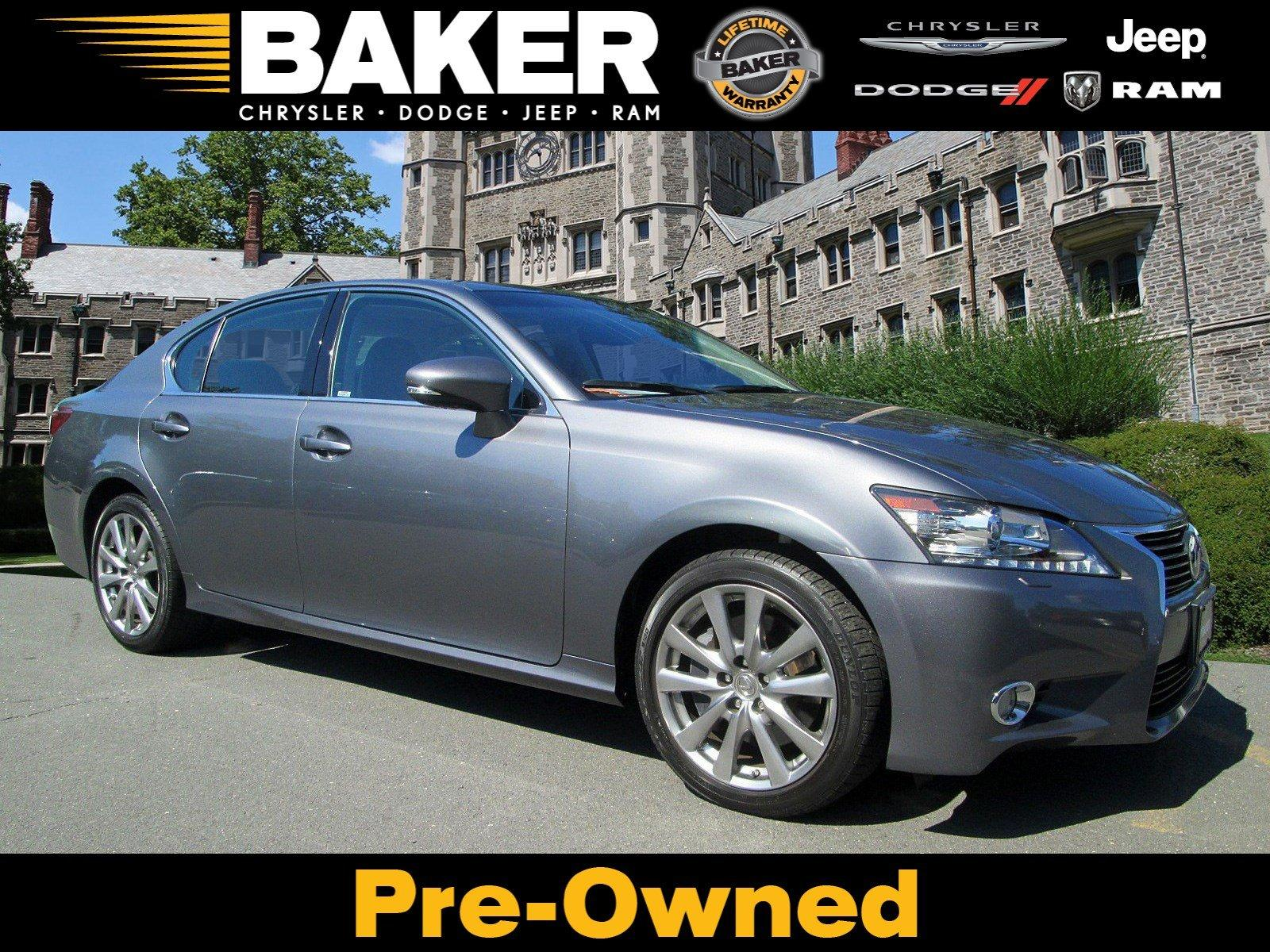 Used 2014 Lexus GS 350 for sale Sold at Victory Lotus in Princeton NJ 08540 1