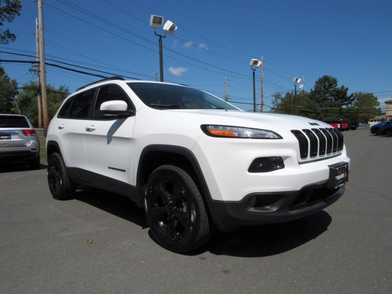 Used 2017 Jeep Cherokee High Altitude for sale Sold at Victory Lotus in Princeton NJ 08540 2