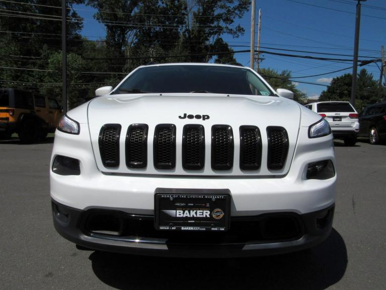 Used 2017 Jeep Cherokee High Altitude for sale Sold at Victory Lotus in Princeton NJ 08540 3
