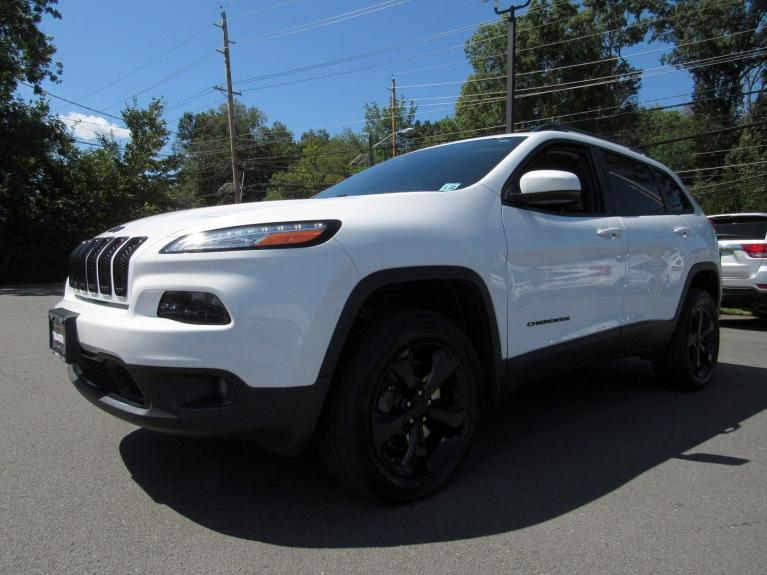Used 2017 Jeep Cherokee High Altitude for sale Sold at Victory Lotus in Princeton NJ 08540 4
