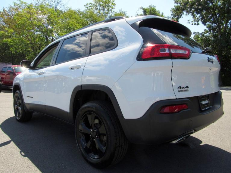 Used 2017 Jeep Cherokee High Altitude for sale Sold at Victory Lotus in Princeton NJ 08540 5