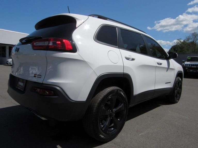 Used 2017 Jeep Cherokee High Altitude for sale Sold at Victory Lotus in Princeton NJ 08540 7
