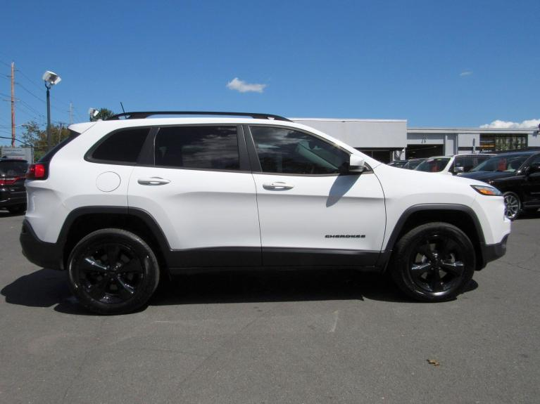 Used 2017 Jeep Cherokee High Altitude for sale Sold at Victory Lotus in Princeton NJ 08540 8