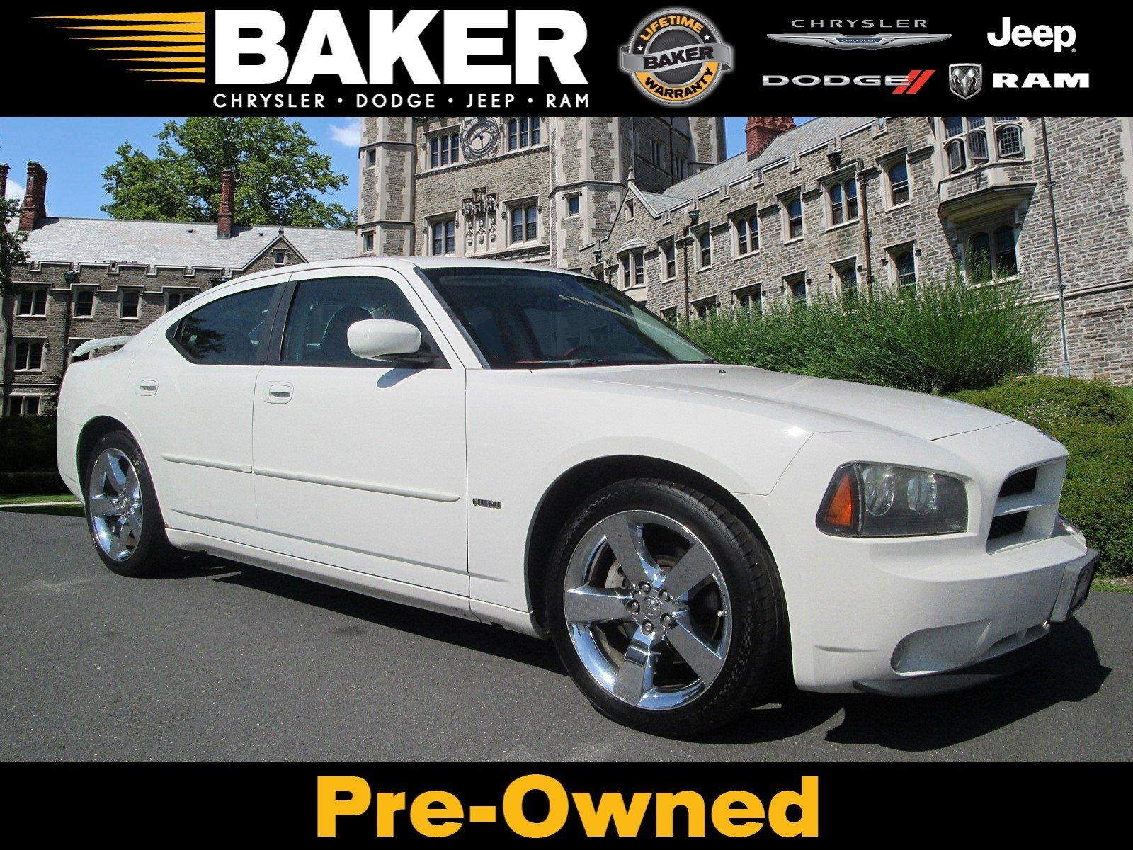 Used 2008 Dodge Charger R/T for sale Sold at Victory Lotus in Princeton NJ 08540 1