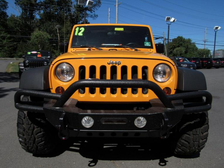 Used 2012 Jeep Wrangler Unlimited Sport for sale Sold at Victory Lotus in Princeton NJ 08540 3