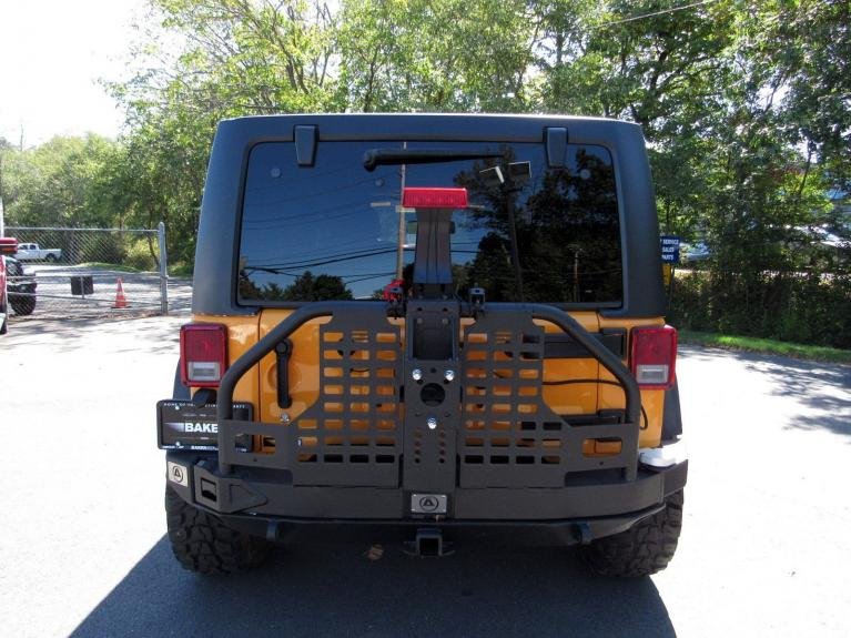 Used 2012 Jeep Wrangler Unlimited Sport for sale Sold at Victory Lotus in Princeton NJ 08540 6