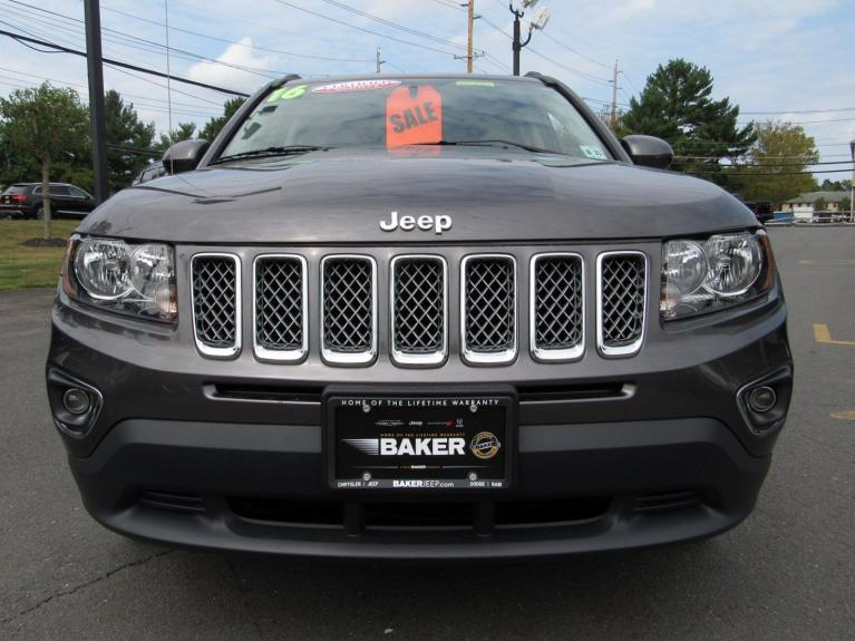 Used 2016 Jeep Compass High Altitude Edition for sale Sold at Victory Lotus in Princeton NJ 08540 3