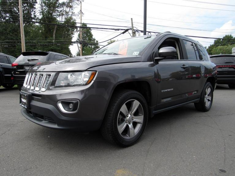 Used 2016 Jeep Compass High Altitude Edition for sale Sold at Victory Lotus in Princeton NJ 08540 4
