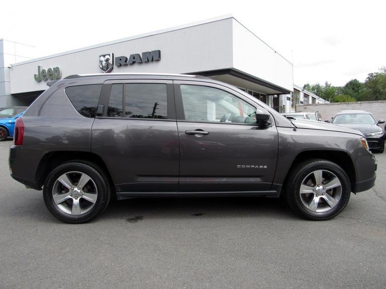 Used 2016 Jeep Compass High Altitude Edition for sale Sold at Victory Lotus in Princeton NJ 08540 8
