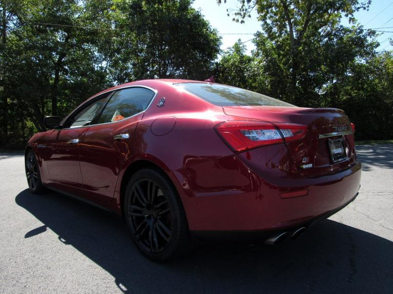 Used 2016 Maserati Ghibli S Q4 for sale Sold at Victory Lotus in Princeton NJ 08540 5