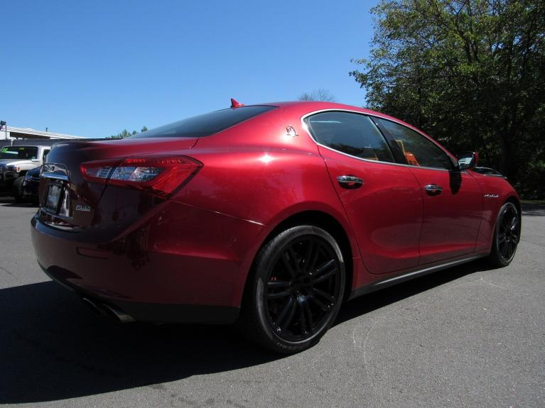 Used 2016 Maserati Ghibli S Q4 for sale Sold at Victory Lotus in Princeton NJ 08540 7