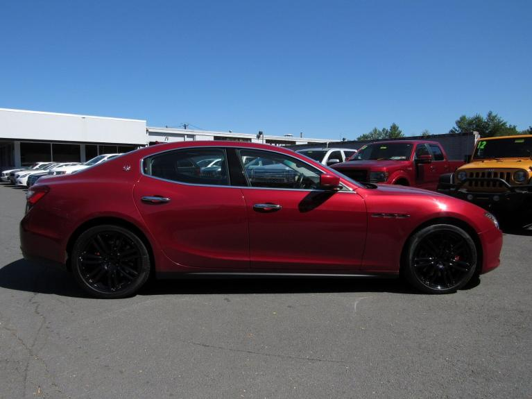Used 2016 Maserati Ghibli S Q4 for sale Sold at Victory Lotus in Princeton NJ 08540 8