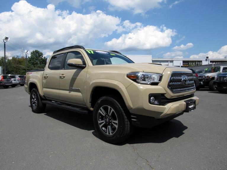 Used 2017 Toyota Tacoma TRD Sport for sale Sold at Victory Lotus in Princeton NJ 08540 2