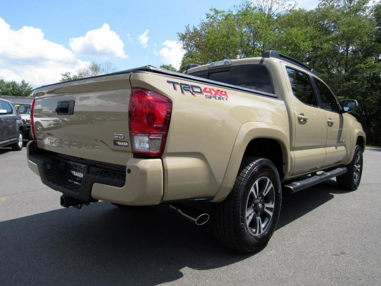 Used 2017 Toyota Tacoma TRD Sport for sale Sold at Victory Lotus in Princeton NJ 08540 7