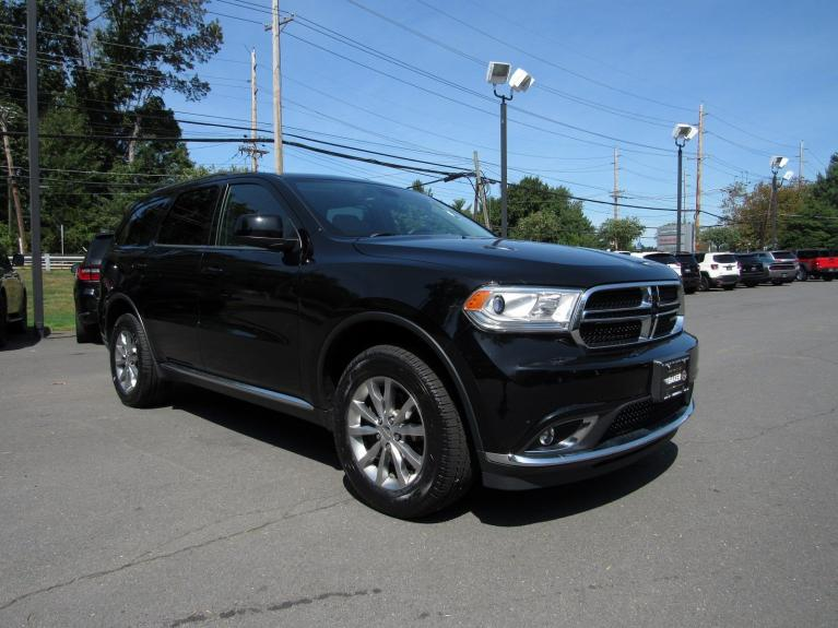Used 2017 Dodge Durango SXT for sale Sold at Victory Lotus in Princeton NJ 08540 2