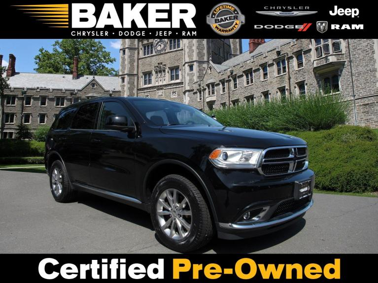 Used 2017 Dodge Durango SXT for sale Sold at Victory Lotus in Princeton NJ 08540 1