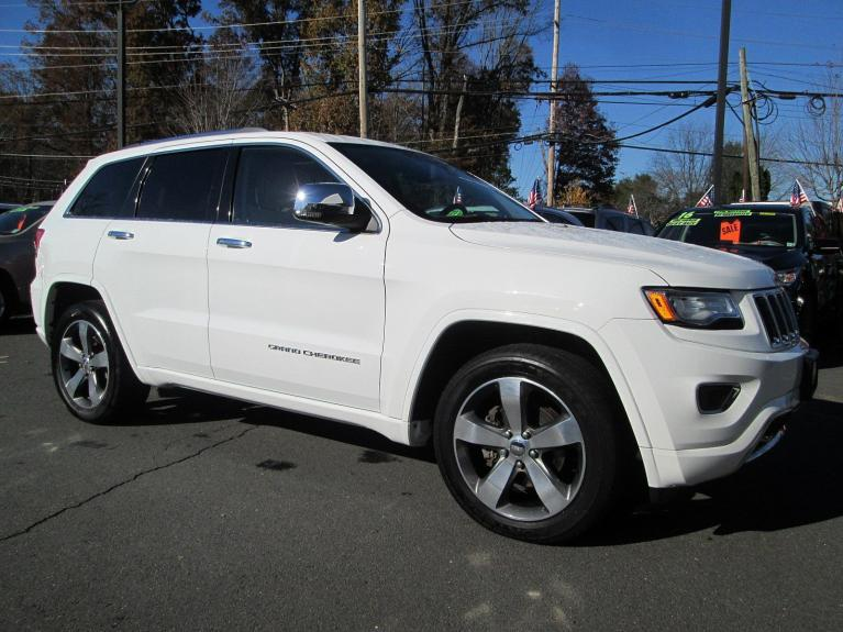 Used 2015 Jeep Grand Cherokee Overland for sale Sold at Victory Lotus in Princeton NJ 08540 2