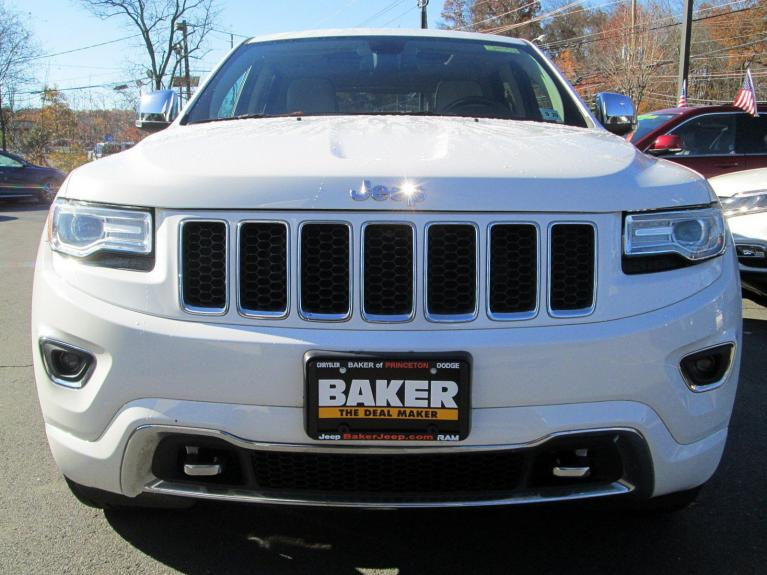 Used 2015 Jeep Grand Cherokee Overland for sale Sold at Victory Lotus in Princeton NJ 08540 3