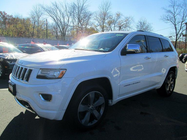 Used 2015 Jeep Grand Cherokee Overland for sale Sold at Victory Lotus in Princeton NJ 08540 4