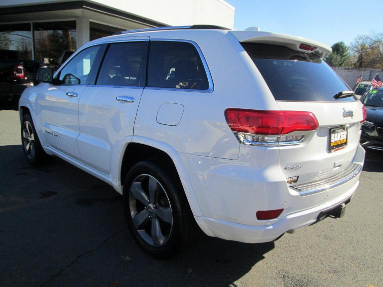 Used 2015 Jeep Grand Cherokee Overland for sale Sold at Victory Lotus in Princeton NJ 08540 5
