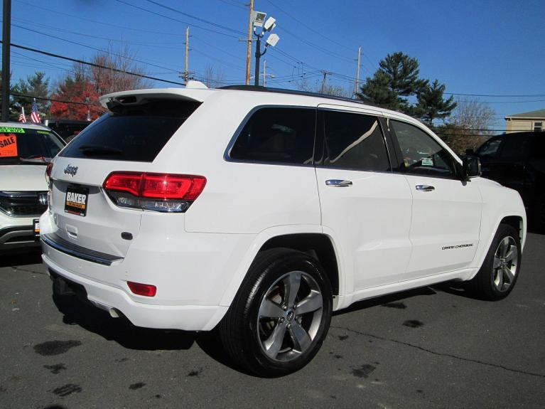 Used 2015 Jeep Grand Cherokee Overland for sale Sold at Victory Lotus in Princeton NJ 08540 7