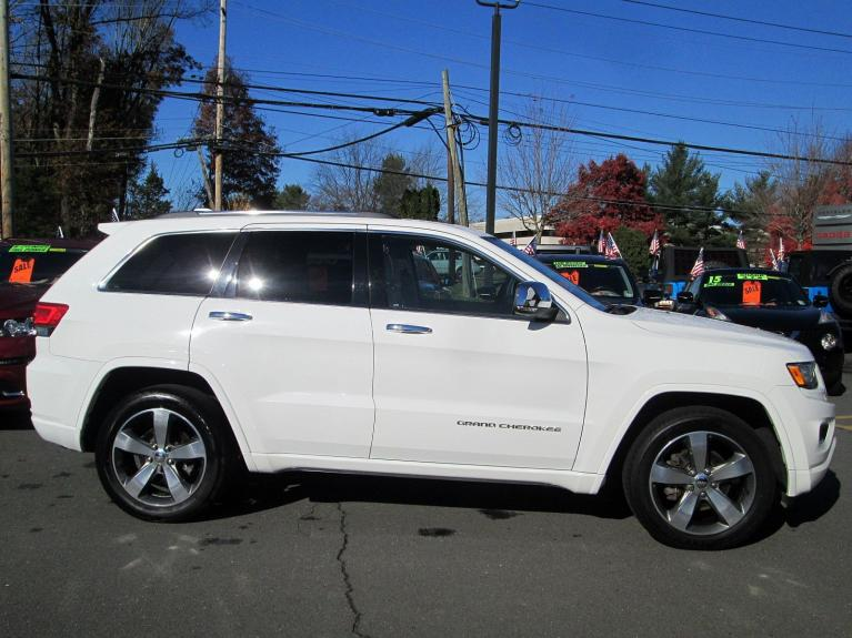 Used 2015 Jeep Grand Cherokee Overland for sale Sold at Victory Lotus in Princeton NJ 08540 8
