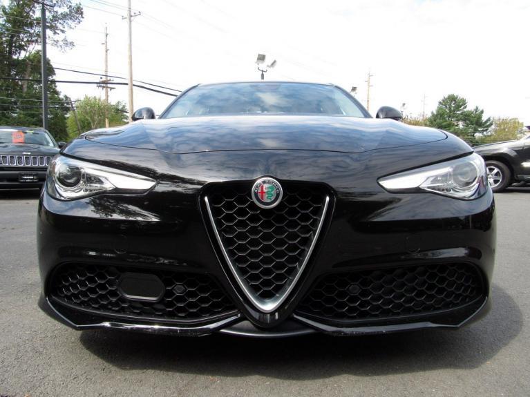 Used 2018 Alfa Romeo Giulia for sale Sold at Victory Lotus in Princeton NJ 08540 3