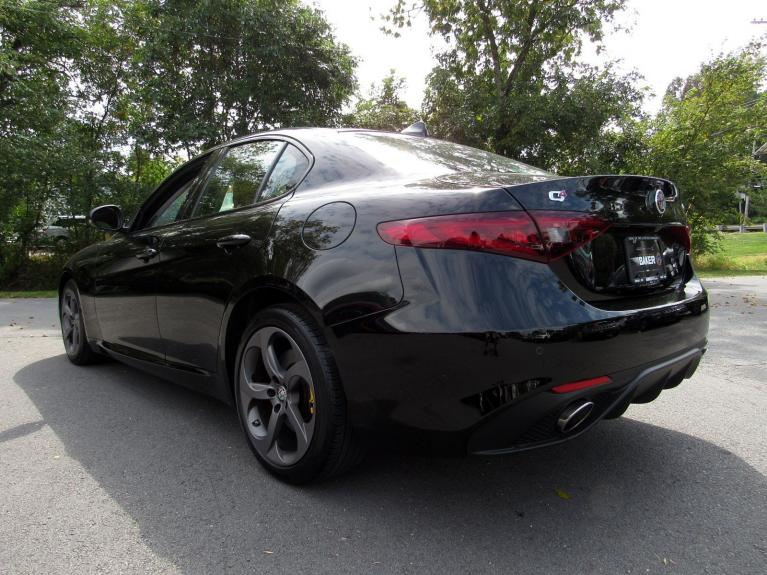 Used 2018 Alfa Romeo Giulia for sale Sold at Victory Lotus in Princeton NJ 08540 5