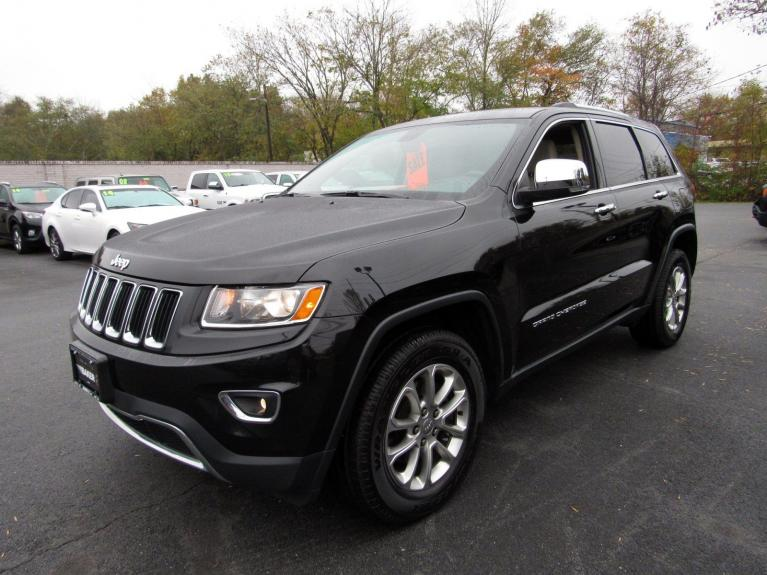 Used 2014 Jeep Grand Cherokee Limited for sale Sold at Victory Lotus in Princeton NJ 08540 4