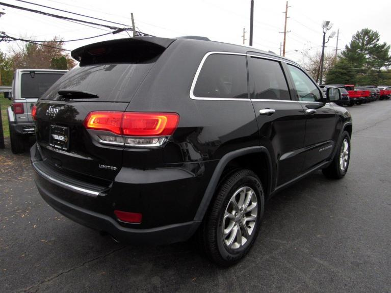 Used 2014 Jeep Grand Cherokee Limited for sale Sold at Victory Lotus in Princeton NJ 08540 7