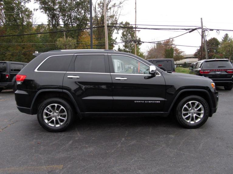 Used 2014 Jeep Grand Cherokee Limited for sale Sold at Victory Lotus in Princeton NJ 08540 8