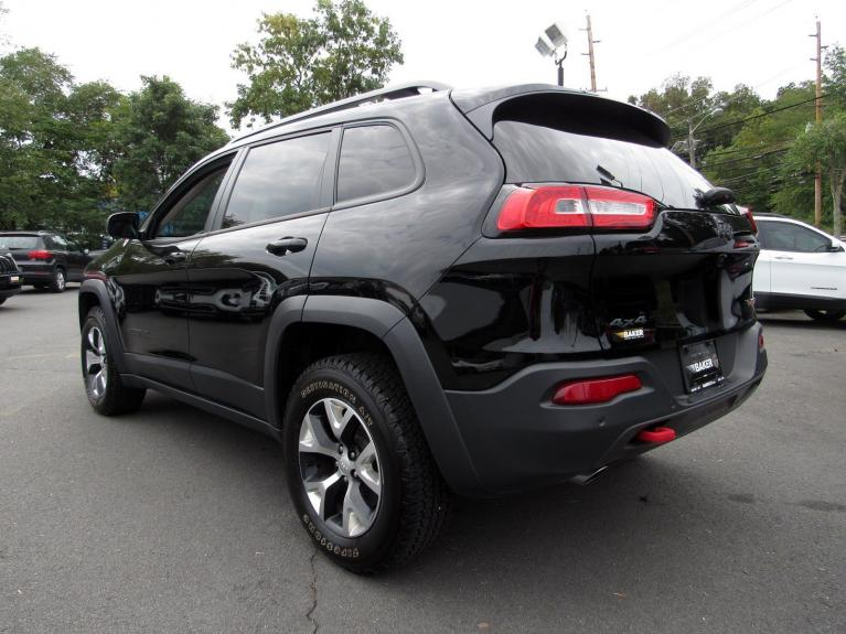 Used 2018 Jeep Cherokee Trailhawk for sale Sold at Victory Lotus in Princeton NJ 08540 5