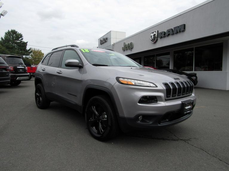 Used 2018 Jeep Cherokee Limited for sale $28,995 at Victory Lotus in Princeton NJ 08540 2