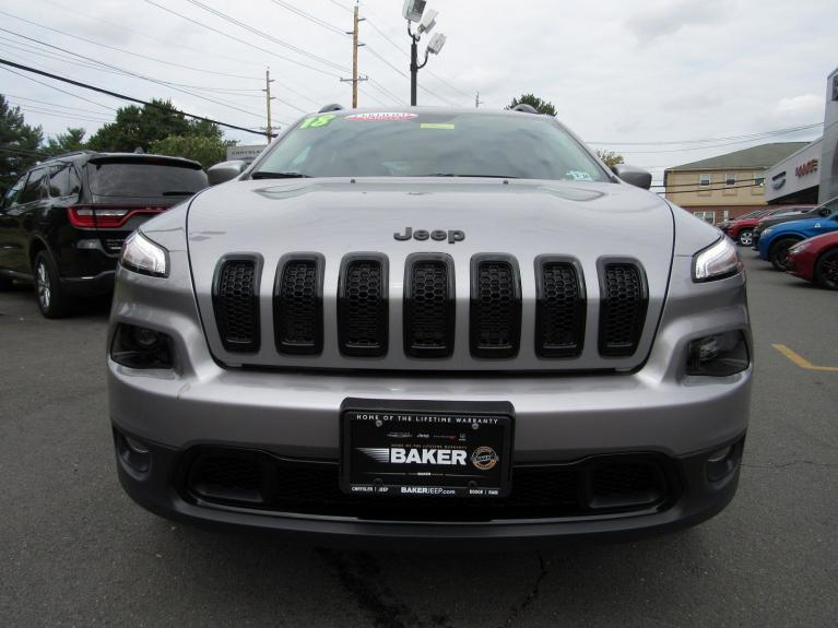Used 2018 Jeep Cherokee Limited for sale $28,995 at Victory Lotus in Princeton NJ 08540 3