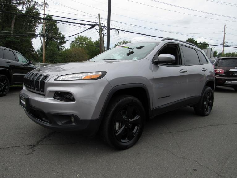 Used 2018 Jeep Cherokee Limited for sale $28,995 at Victory Lotus in Princeton NJ 08540 4