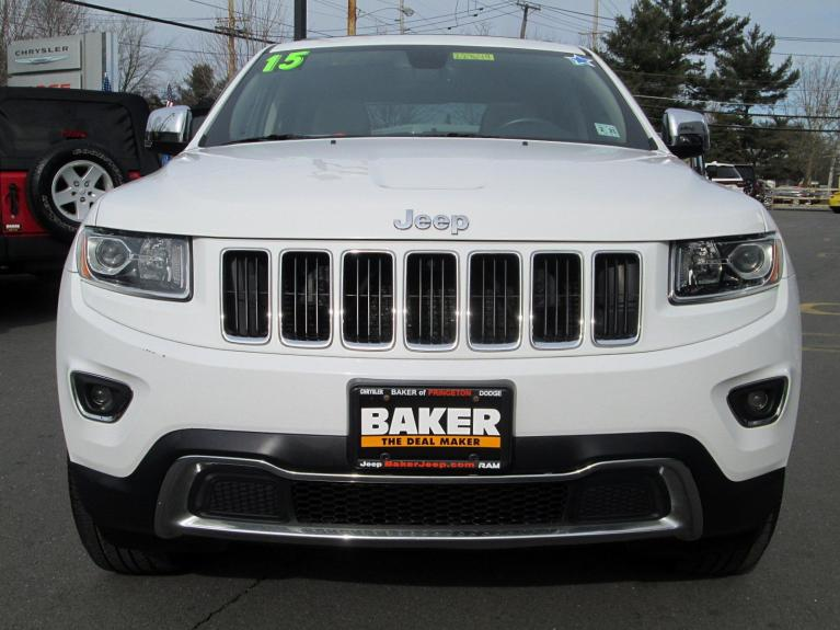 Used 2015 Jeep Grand Cherokee Limited for sale Sold at Victory Lotus in Princeton NJ 08540 3
