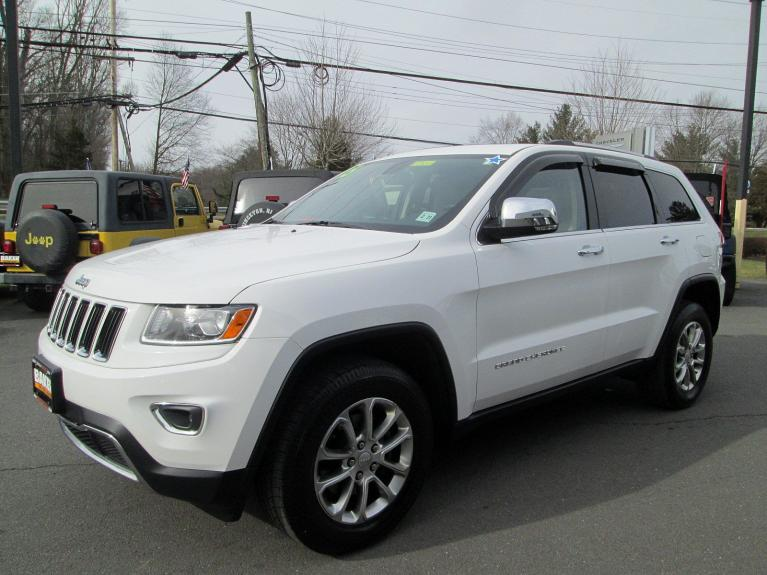 Used 2015 Jeep Grand Cherokee Limited for sale Sold at Victory Lotus in Princeton NJ 08540 4