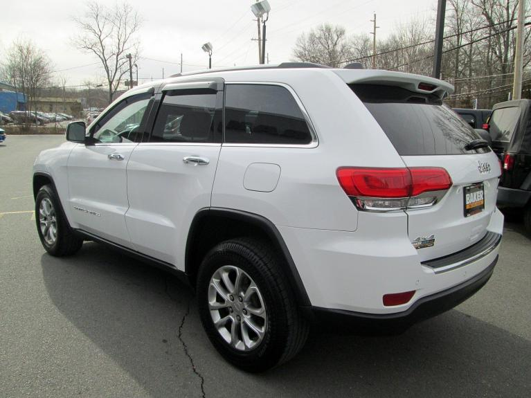 Used 2015 Jeep Grand Cherokee Limited for sale Sold at Victory Lotus in Princeton NJ 08540 5