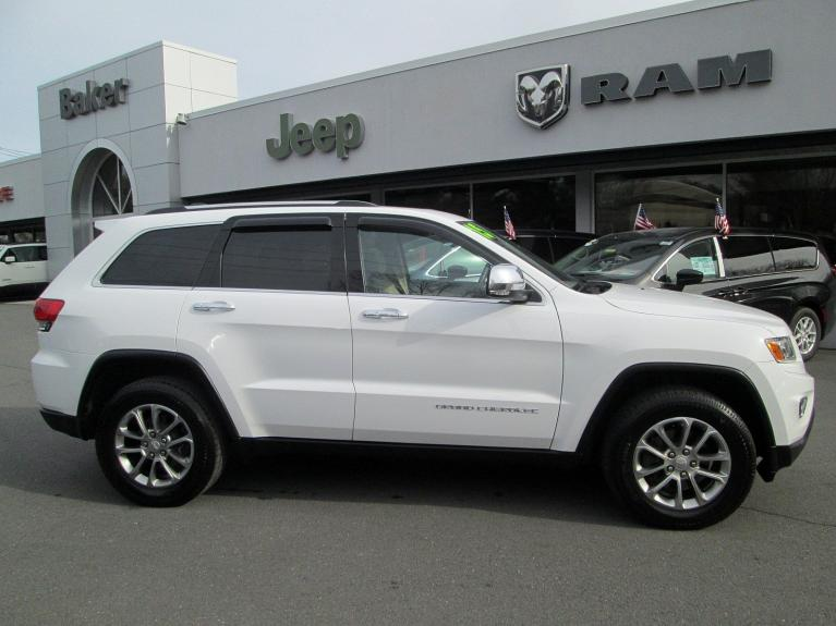 Used 2015 Jeep Grand Cherokee Limited for sale Sold at Victory Lotus in Princeton NJ 08540 8