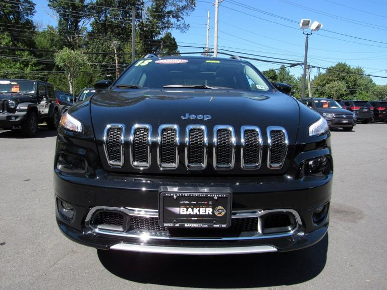 Used 2018 Jeep Cherokee Overland for sale Sold at Victory Lotus in Princeton NJ 08540 3