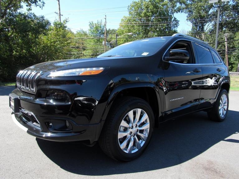 Used 2018 Jeep Cherokee Overland for sale Sold at Victory Lotus in Princeton NJ 08540 4