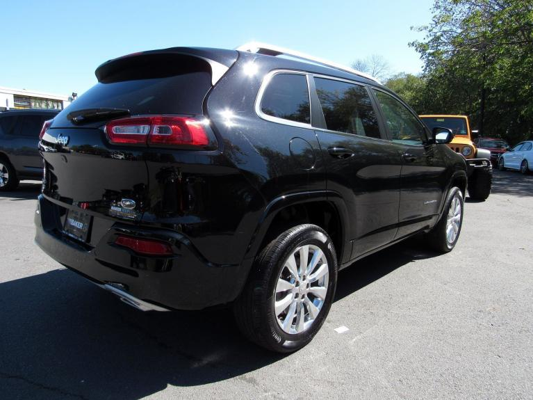 Used 2018 Jeep Cherokee Overland for sale Sold at Victory Lotus in Princeton NJ 08540 7