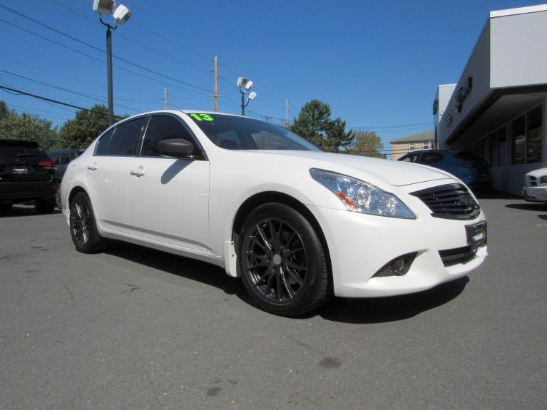Used 2013 INFINITI G37 Sedan x for sale Sold at Victory Lotus in Princeton NJ 08540 2