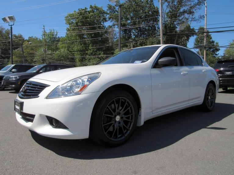 Used 2013 INFINITI G37 Sedan x for sale Sold at Victory Lotus in Princeton NJ 08540 3