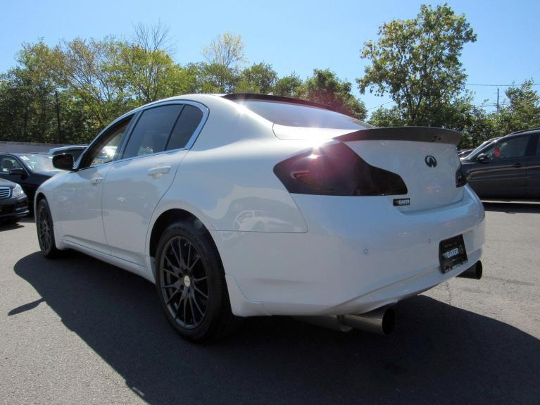 Used 2013 INFINITI G37 Sedan x for sale Sold at Victory Lotus in Princeton NJ 08540 4