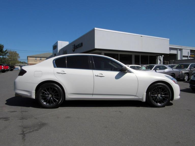 Used 2013 INFINITI G37 Sedan x for sale Sold at Victory Lotus in Princeton NJ 08540 7