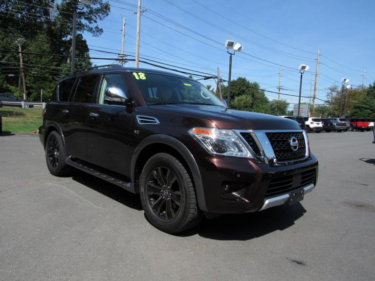 Used 2018 Nissan Armada Platinum for sale Sold at Victory Lotus in Princeton NJ 08540 2